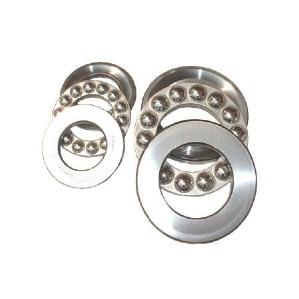 1,984 mm x 6,35 mm x 3,571 mm  KOYO WOB69 ZZX deep groove ball bearings #1 image