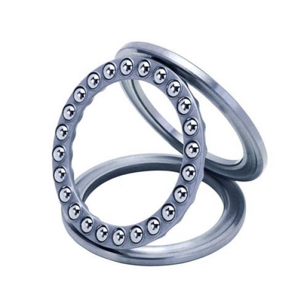 90 mm x 190 mm x 96 mm  KOYO UC318 deep groove ball bearings #2 image