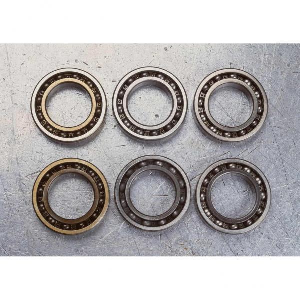 25 mm x 80 mm x 21 mm  NSK NJ 405 cylindrical roller bearings #2 image
